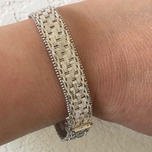⬇️🔥😍 Imperial SS Italian Made Bracelet